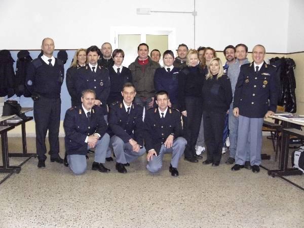 Corsi presso la Scuola della Polizia di Stato di Trieste - stampabile